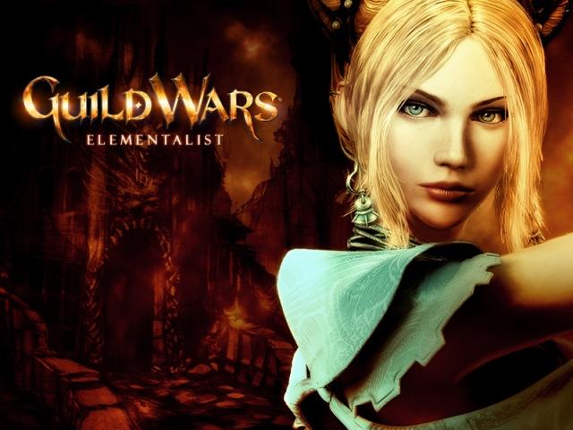 guild wars, elementalist