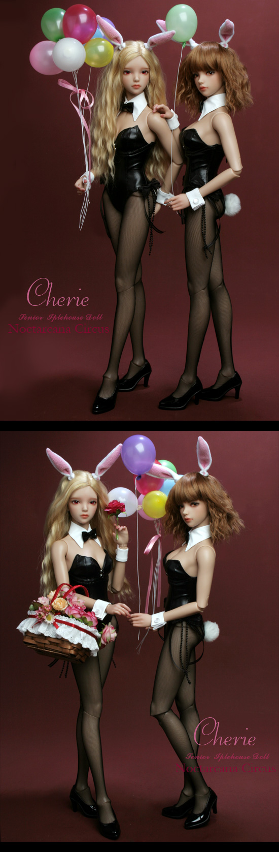 cherie, ball joint doll, bjd