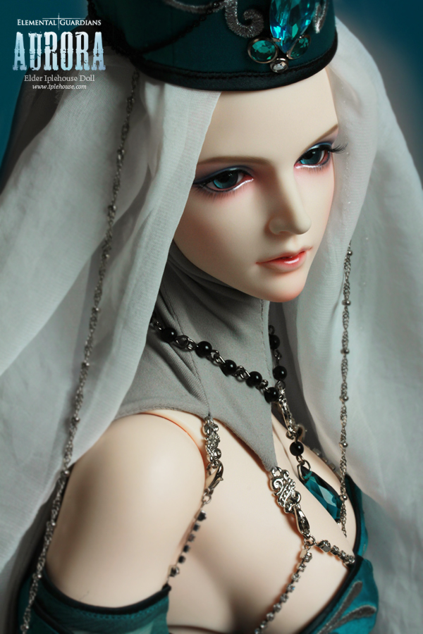 EID Aurora, ball joint doll, bjd