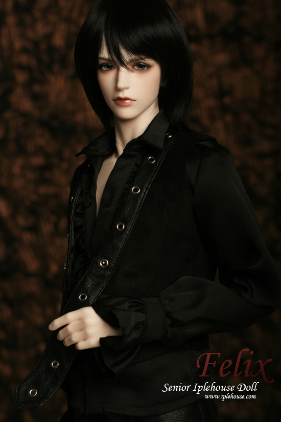 Felix, bjd, ball joint doll