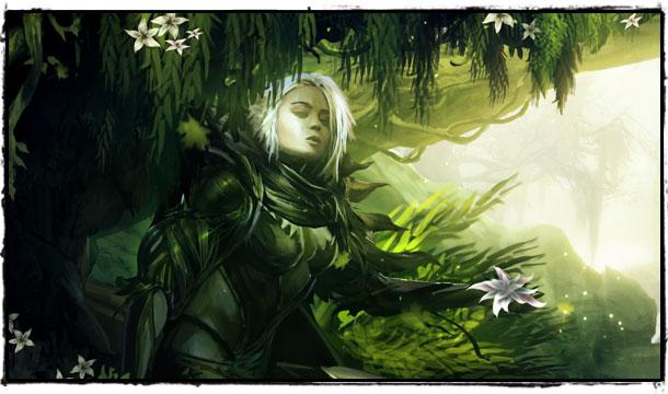 guild wars2, sylvari