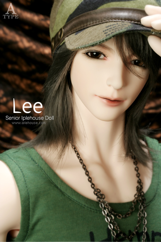 Lee, bjd, ball joint doll