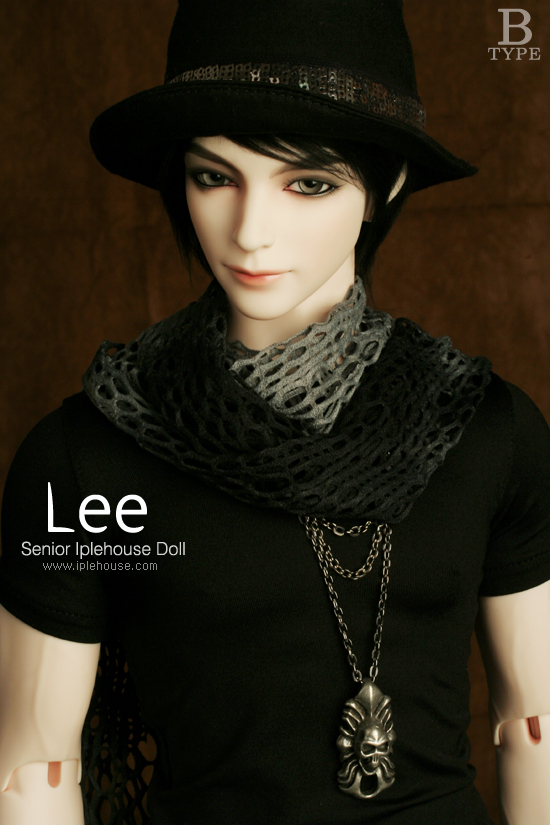Lee, ball joint doll, bjd