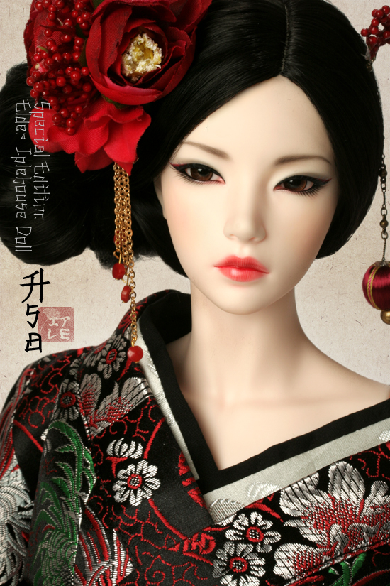 SE Asa, ball joint doll, bjd
