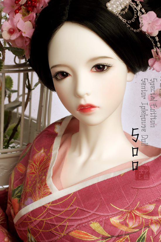 Soo, ball joint doll, bjd