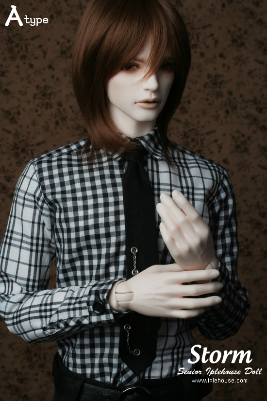 storm, ball joint doll, bjd