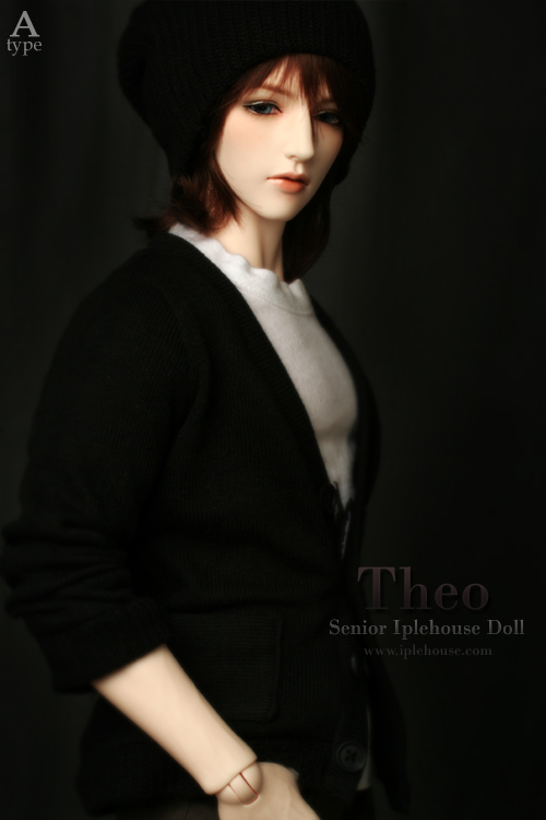 Theo, ball joint doll, bjd