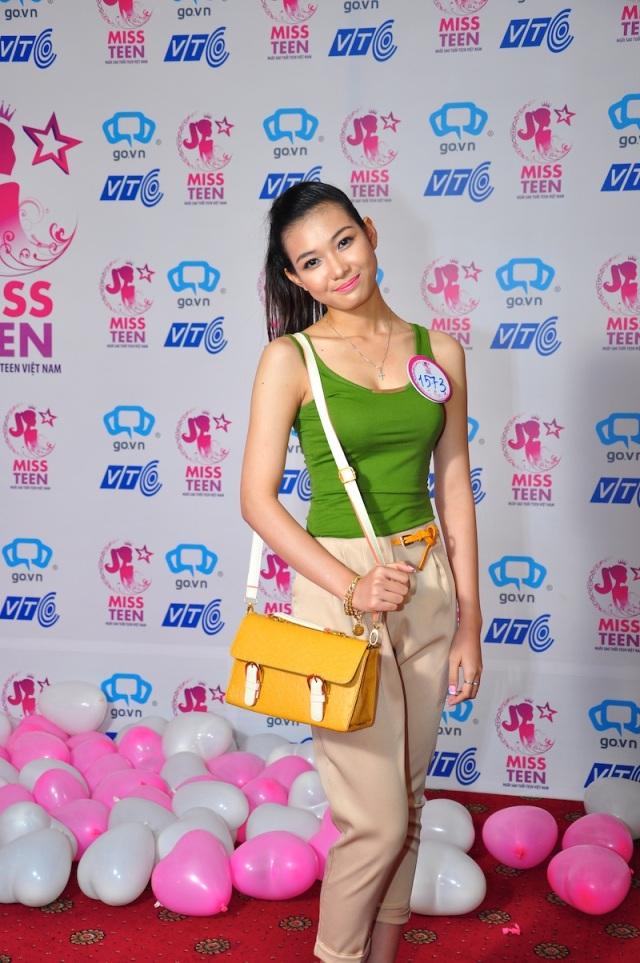 Miss Teen 2011, sơ khảo miền Nam