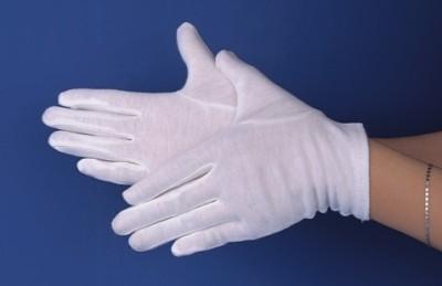 gangtaycotton, găng tay cotton trắng