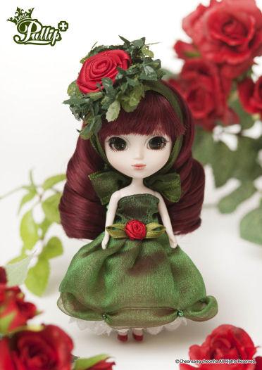 Little Pullip + Princess Rose