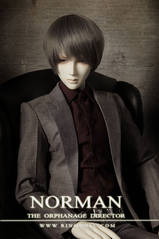 bjd, búp be bjd, bup be bjd, ball jointed doll, norman, ring doll