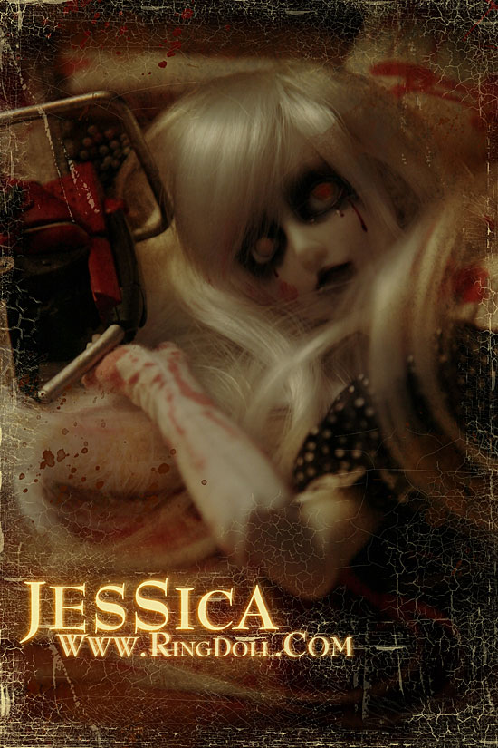jessica, ball jointed doll, bup be bjd, búp bê bjd, bjd