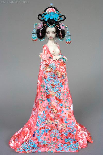 Marina Bychkova, búp bê ma thuật, bup be ma thuat, emchanted doll, búp bê sứ, bup be su, búp bê enchanted doll, bup be enchatnted doll