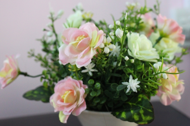 hoa giả đẹp, siêu thị, bình hoa giả, hoa hồng giả, hoa hồng màu hồng nhạt, bunny desktop, kỳ đà, tắc kè bông, thú nhồi bông, lcd, screen, màn hình vi tính, angelica, bjd, ball jointed doll, búp bê, bup be, hoa hồng giả, action figure wow human priestess, lọ hoa pha lê, kindle trắng