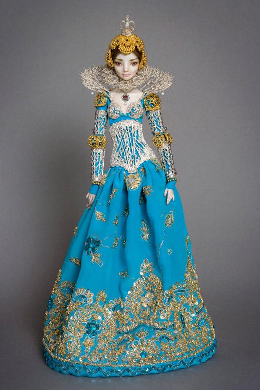 Nữ bá tước - The Countess Elizabeth Bathory, enchanted doll, búp bê tự chế, bup be tu che, búp bê ma thuật, bup be ma thuat, mua búp bê bjd, mua bup be bjd, ball jointed doll, búp bê bjd đẹp