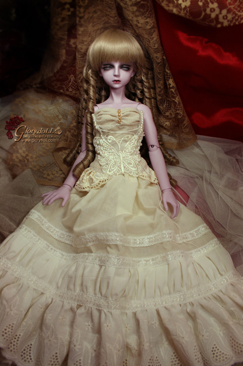 Forgotten empire - Lucy of the 1st zombie edition,  bjd, bup be bjd, búp bê bjd, mua bjd, cách mua bjd, cach mua bjd, ball jointed doll