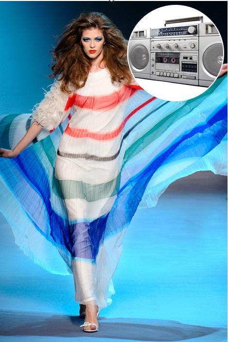 haute halloween, elle fashion magazine, hóa trang halloween, hoa trang halloween, runway fashion show, đầm dạ hội, dam da hoi