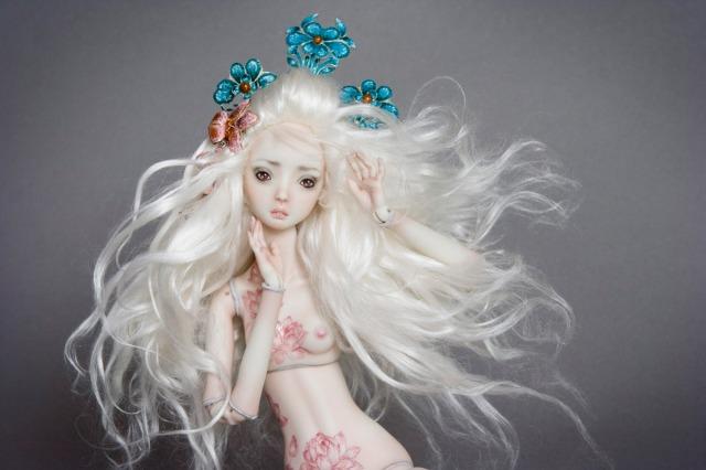 lili enchanted doll, búp bê tự chế, bup be tu che, búp bê ma thuật, bup be ma thuat, mua búp bê bjd, mua bup be bjd, ball jointed doll, búp bê bjd đẹp