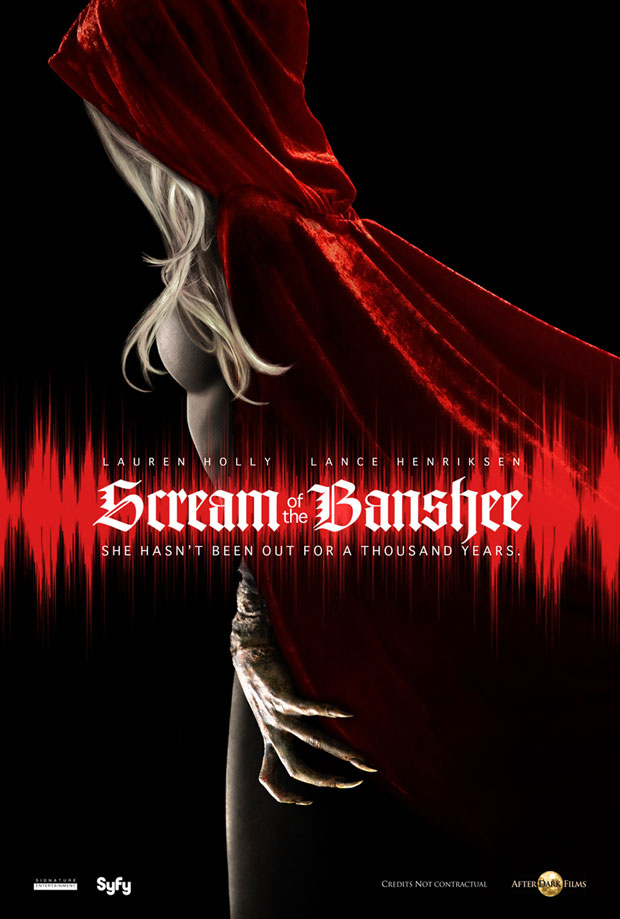 scream of the banshee, phim kinh dị, horror movie, halloween, blog Bunnyforever