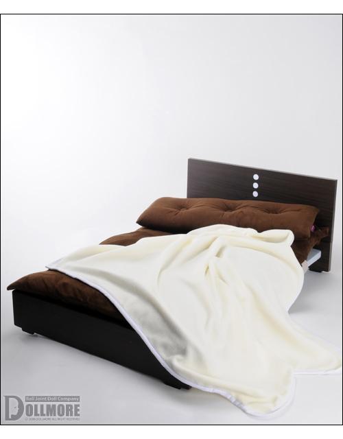 bed, giường ngủ bằng gỗ, bjd, búp bê bjd, bup be bjd, ball jointed doll