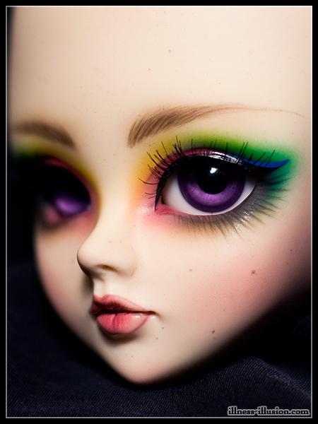 Asian Ball jointed doll, mua bup be bjd o viet nam, mua búp bê bid ở việt nam, bup be bjd dep, búp bê bjd đẹp, face-up, repainted, tasha neko, illness illusion