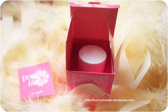 benefit_posietint, son tint, cosmetic, lip and cheek stain, son xí muội