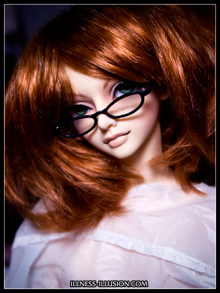 tasha neko, akishia, illness-illusion, bjd, bup be bjd, búp bê bjd, ball jointed doll, mouse, face-up bjd, face up bjd, face up bjd