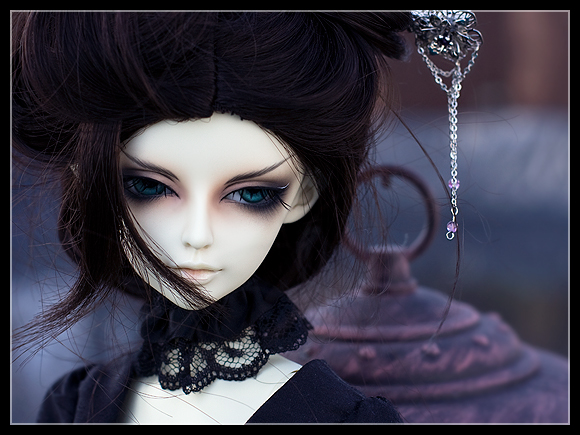 tasha neko, akishia, illness-illusion, bjd, bup be bjd, búp bê bjd, ball jointed doll, satine, face-up bjd, face up bjd, face up bjd