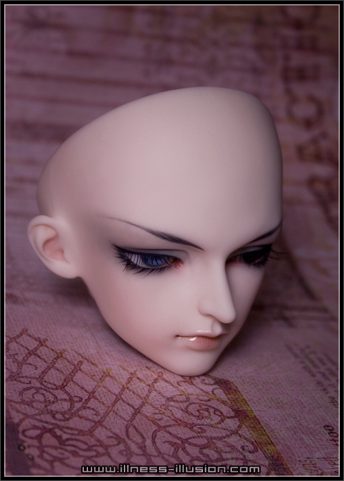face-up bjd, ball jointed doll, illness-illusion, tasha neko, búp bê bjd, bup be bjd
