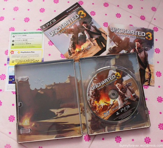uncharted 3 drake's deception , ps3, playstation 3, action adventure game, sony entertainment,, havok, naughty dog, blue-ray disc