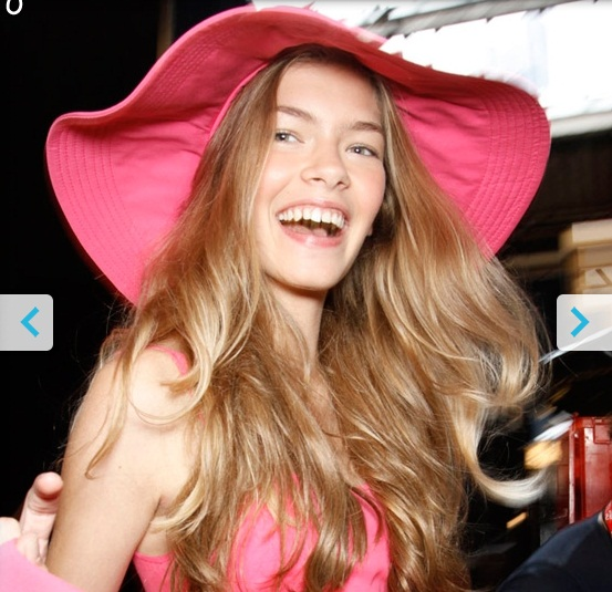 spring beauty, DKNY, Maybelline New York, Charlotte Willer