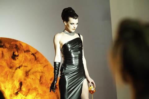 Milla Jovovich, Dimitri Daniloff, Campari Campari Calendar 2012, Fashion, thời trang, thoi trang, hàng hiệu, hang hieu