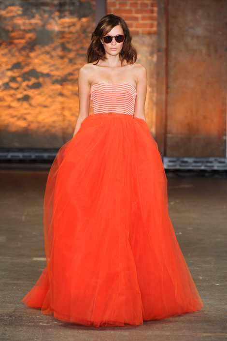 Christian-Siriano, princess's diary, fashion, thời trang, thoi trang, xu hướng thời trang xuân 2012, xu huong thoi trang xuan 2012, công chúa, cong chua