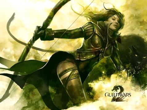 gw2, guild wars 2, ranger, hunter, online game, game online, mmorpg, game nhập via trực tuyến, game nhap vai true tuyen