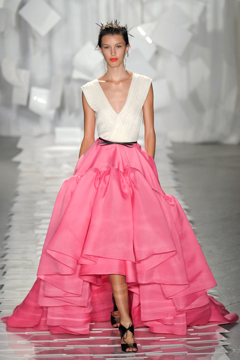 Jason Wu, princess's diary, fashion, thời trang, thoi trang, xu hướng thời trang xuân 2012, xu huong thoi trang xuan 2012, công chúa, cong chua