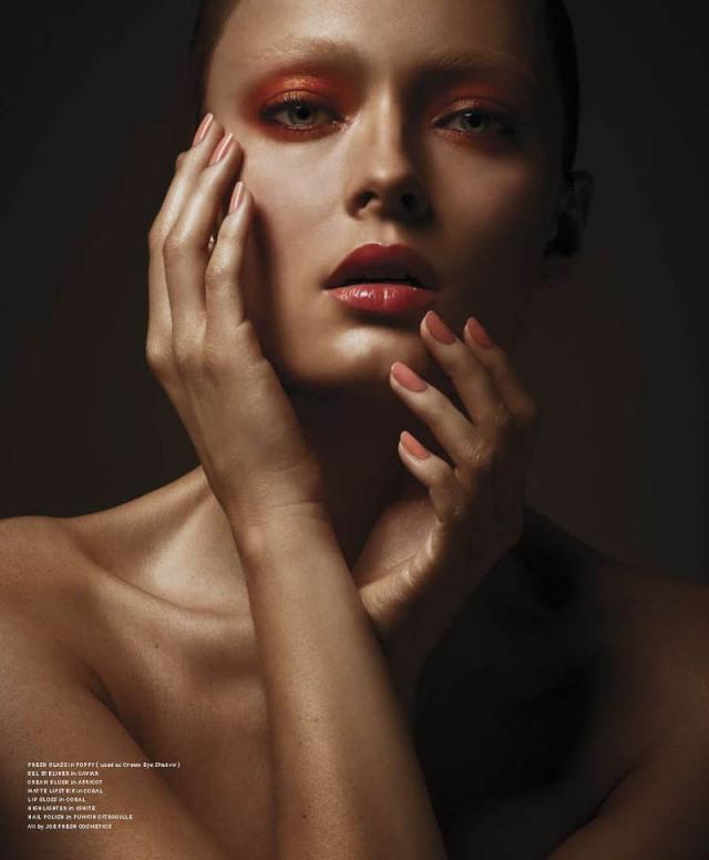 Fallen, Pulp Magazine, Olga Maliouk, xu hướng thời trang Thu/Đông 2011, Fashion, thời trang, thoi trang, hàng hiệu, hang hieu