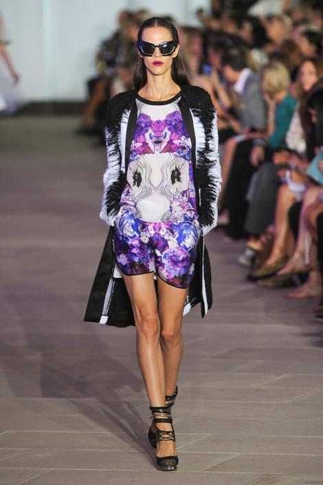 Prabal-Gurung, digital age, fashion, thời trang, thoi trang, xu hướng thời trang xuân 2012, xu huong thoi trang xuan 2012