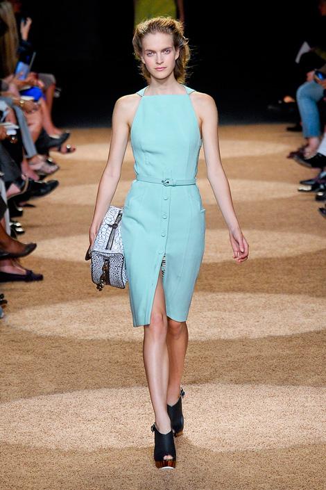 Proenza-Schouler, faded glory, fashion, thời trang, thoi trang, xu hướng thời trang xuân 2012, xu huong thoi trang xuan 2012