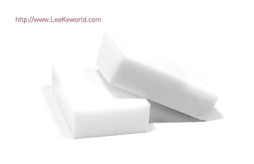 Magic Block, Volks Cleaning Sponge, Mr Clean Magic Eraser