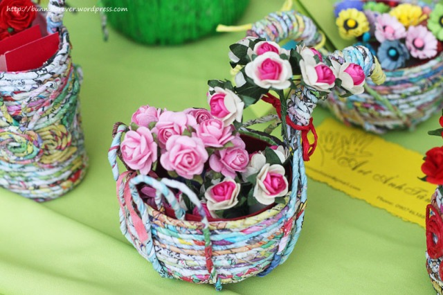 saigon flea market, hoa giả, hoa gia, hoa giấy, hoa giay