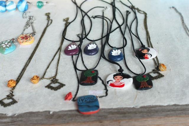 Saigon Flea Market, dây chuyền, day chuyen, necklace