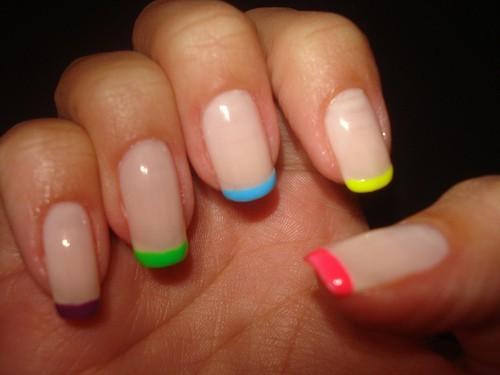 nail art, nal color, pastel, màu pastel, mau pastel, sơn móng tay mùa hè, son mong tay mua he