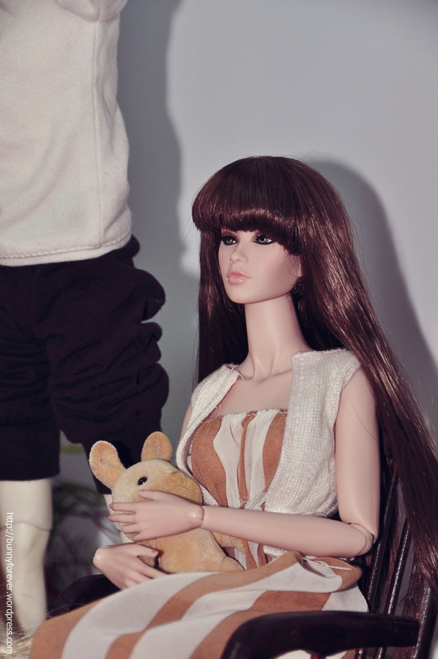 naomi, fashion doll, fr16