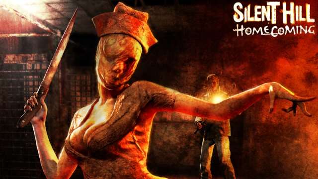 playstasion 2 game, play station, game console, game kinh dị, game kinh di, horror game, silent hill 6 nurse