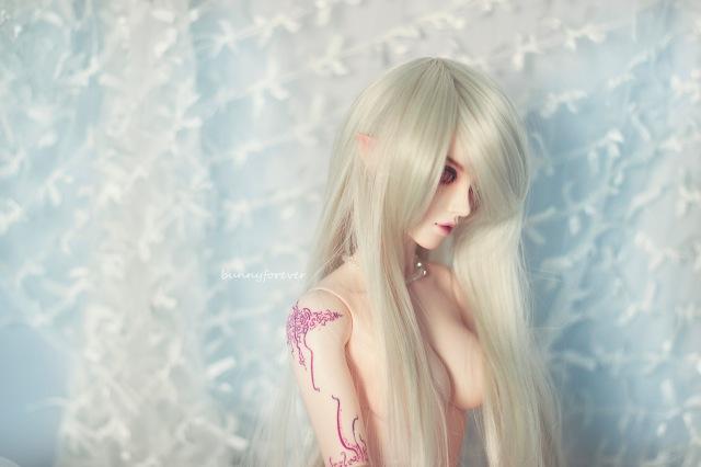 bup be bjd, búp bê bjd, valar skywalker, fairyland feeple 65 chloe, ball jointed doll, bjd, bjd doll, búp bê khớp cầu, bup be khop cau, leekeworld wig, leeke world wig