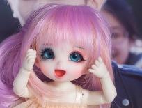 ball jointed doll, bjd doll, búp bê khớp cầu, bup be khop cau, bjd doll, BJD vietnam, bjd việt nam, faceup bjd, face-up bjd, pukifee pongpong