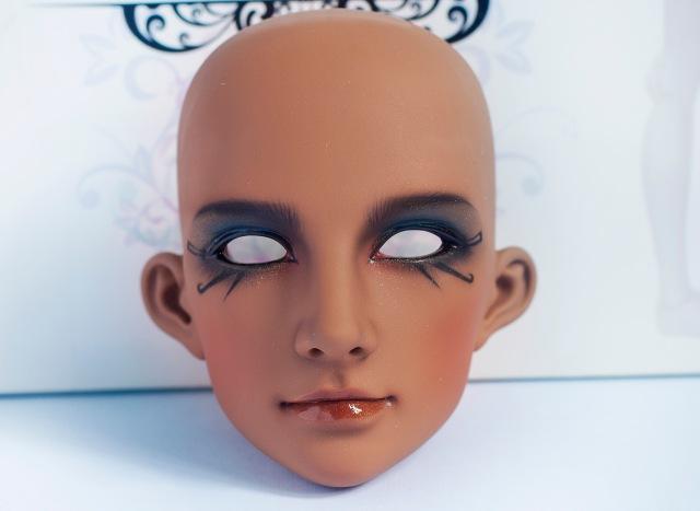 ball jointed doll, bjd doll, búp bê khớp cầu, bup be khop cau, bjd doll, BJD vietnam, bjd việt nam, faceup bjd, face-up bjd, souldoll kankuk