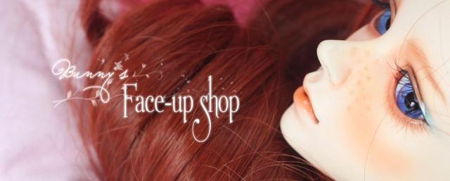 face-up shop