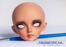 ball jointed doll, bjd doll, búp bê khớp cầu, bup be khop cau, bjd doll, BJD vietnam, bjd việt nam, faceup bjd, face-up bjd, mnf kai