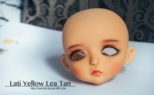 ball jointed doll, bjd doll, lati yellow sunny, búp bê khớp cầu, bup be khop cau, bjd doll, lati yellow lea tan